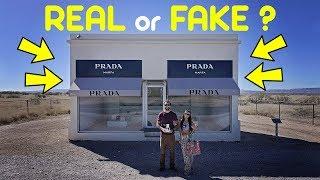 Random Prada Store in Texas