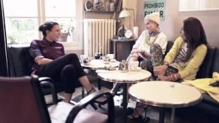 Garance Doré: Pardon My French Talking About Styling With Elisa & Viviana