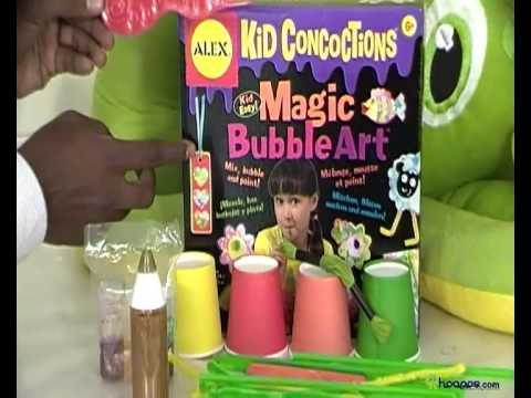 ALEX TOYS BUBBLE ART