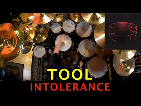 Tool - Intolerance (DRUM COVER)