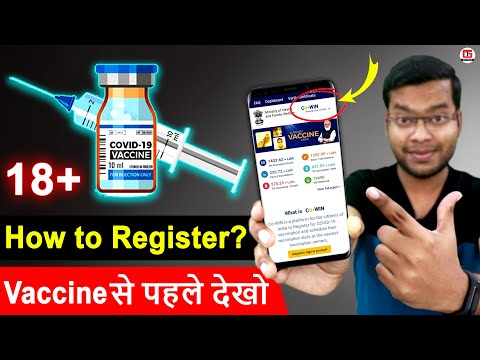 How to Register for COVID Vaccine | How to Register for Covid Vaccine in Aarogya Setu App in Hindi