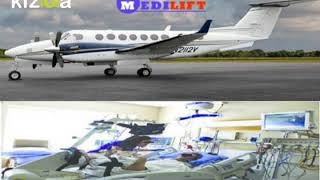 Choose the Medilift ICU Emergency Air Ambulance Service in Kolkata