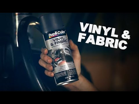 How to: Vinyl & Fabric Coating