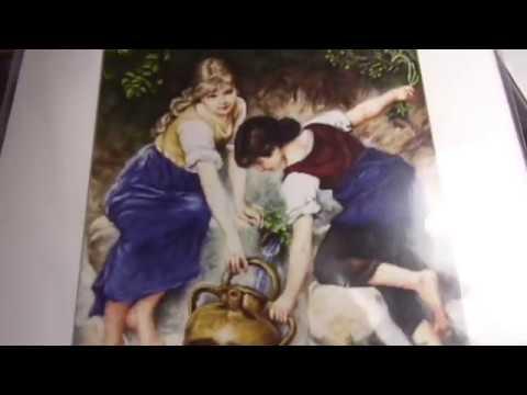 """58.  """"Мир вышивки"""", очередные покупки, июль 2018 г.  Вышивка крестом"""