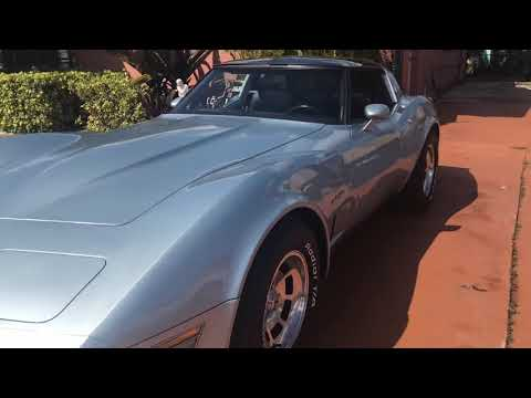 Video of '82 Corvette - PFIE