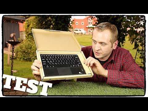 ❌BLUETOOTH TASTATUR TEST / QWERTZ Deutsche Wireless Tastatur mit Touchpad