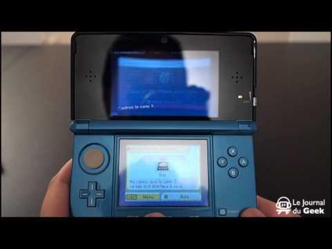 Test Nintendo 3DS