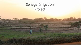 Senegal Micro-Utility Irrigation Project