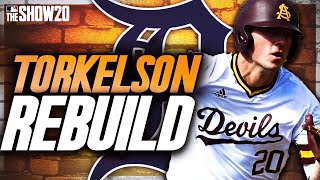 SPENCER TORKELSON TIGERS REBUILD! | MLB The Show 20