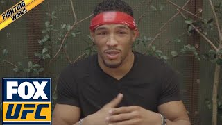 Kevin Lee goes off on Tony Ferguson | Fighting Words | UFC ON FOX