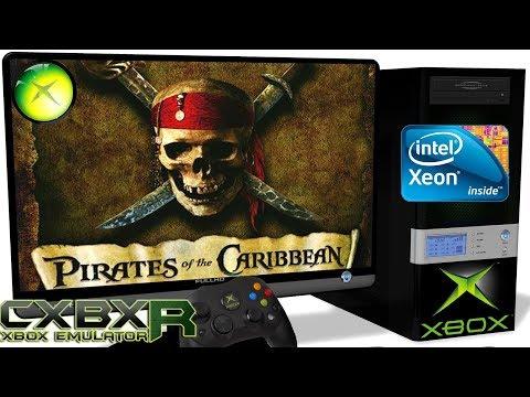 XBOX Emulator | Tony Hawk's Pro Skater 2X on PC 60fps CXBX-R emu
