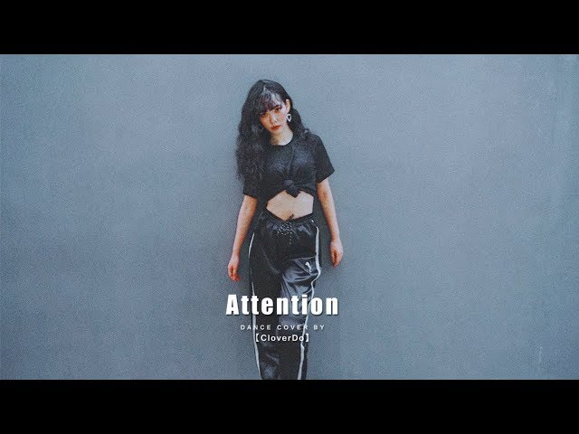 Blackpink Lisa Attention Dance Cover By Cloverdo