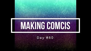 100 Days of Making Comics 60