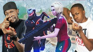 The COLDEST Brotherly Duo Is BACK! - Fortnite Season 6 Gameplay