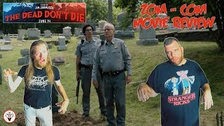 """""""The Dead Don't Die"""" 2019 Zombie Horror Comedy Movie Review   The Horror Show"""