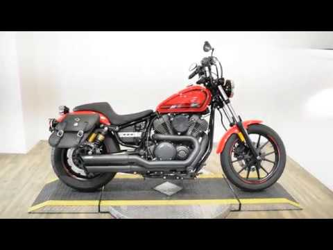 2016 Yamaha Bolt R-Spec in Wauconda, Illinois - Video 1