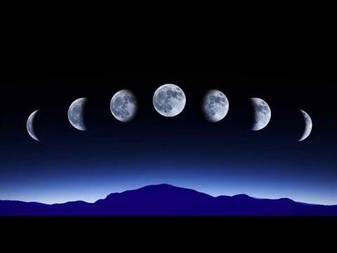 Растущая Луна в сентябре 2017 года