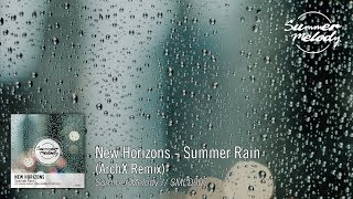 New Horizons - Summer Rain (ArchX Remix) [SMLD007 Preview]