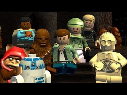 LEGO Star Wars  Pelicula Completa Full Movie