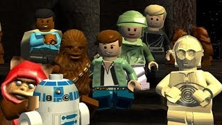 LEGO Star Wars  Pelicula Completa Full Movie