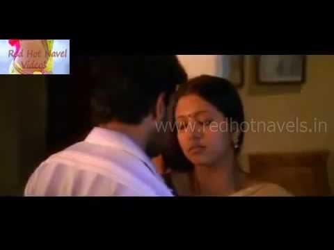 Tamil hot navel press on davani