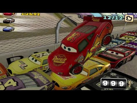 *Cars Hi-Octane* All Piston Cup Races With Lightning Mcqueen