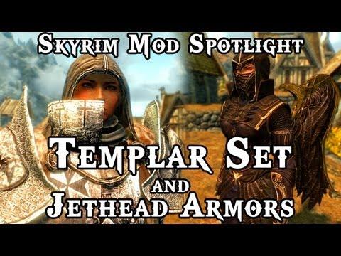 Steam Community :: Video :: Skyrim Mod Spotlight: Templar Set and