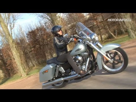 Test Harley Davidson Dyna Switchback