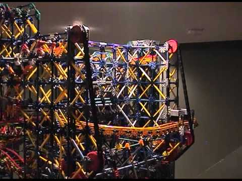 This Pinball Machine Is Made Entirely From K'Nex