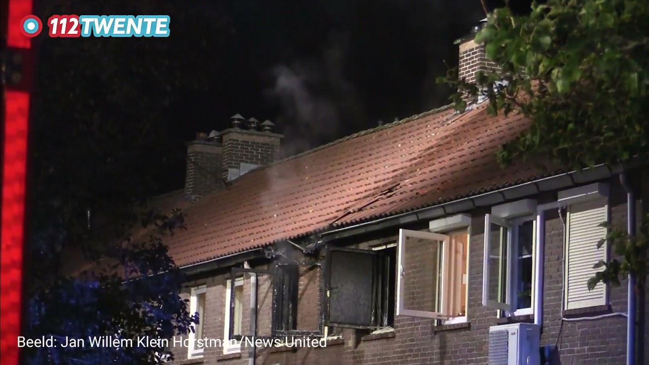 112Twente.nl – Grote Brand Almelo 12-10-2021