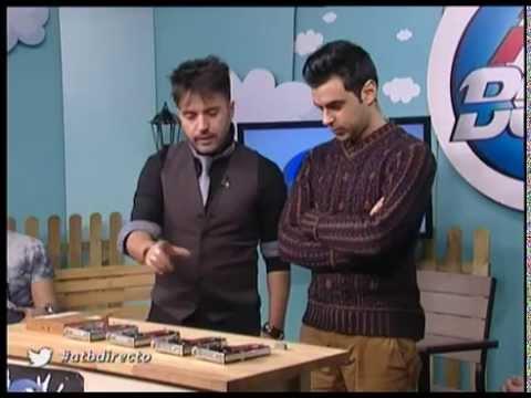 Ocar Sanjuan 25 TV