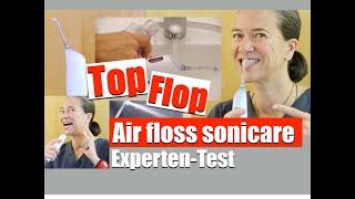 VERGISS ZAHNSEIDE: AIR FLOSS: SAUBERE weissere  Zähne ,PRODUKTTEST
