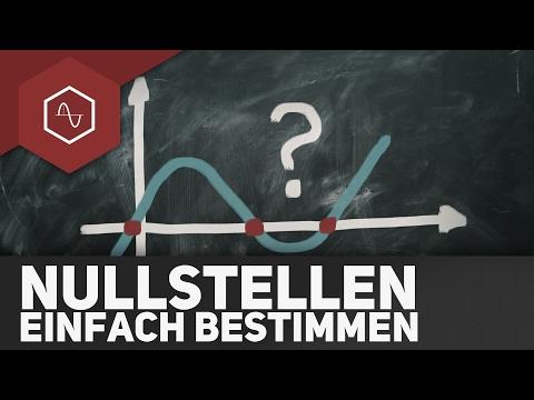 Cover: Nullstellen einfach bestimmen - Beispiel x-ausklammern ● Gehe auf SIMPLECLUB.DE/GO - YouTube