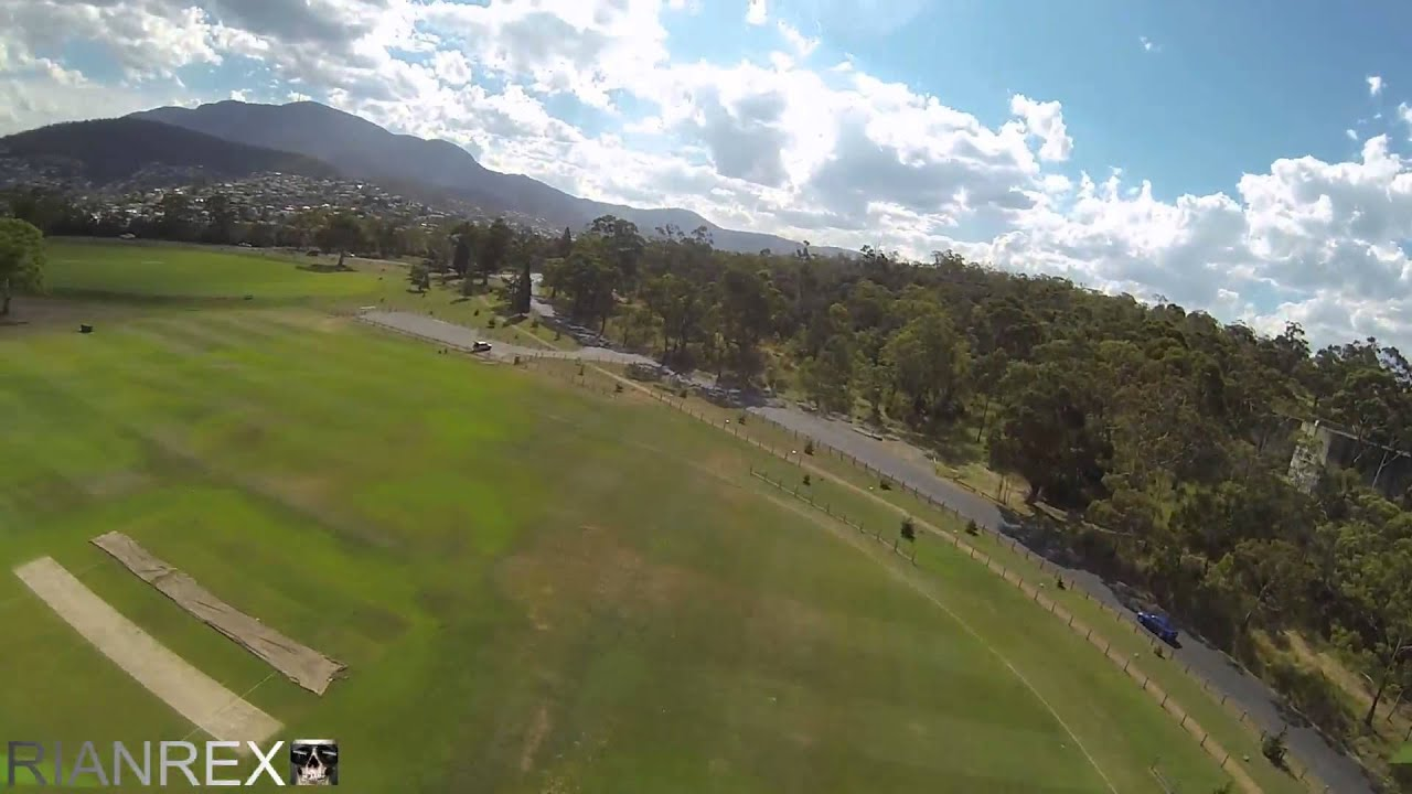 This Aussie Drone Pilot Flies Like A Boss, Until He Crashes
