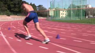 Romain Barras- How to train sprints