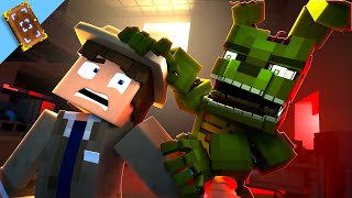 """""""Follow Me"""" [VERSION A] FNAF Minecraft Animated Music Video (Song by TryHardNinja)"""