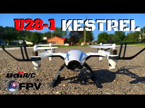 UDI Kestrel U28-1 FPV