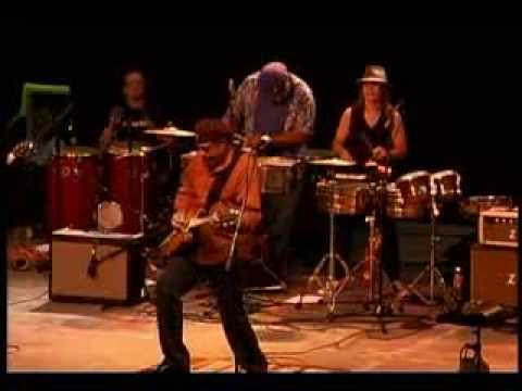 Batuka - Santana - Cover by the Bicho Brothers - Santana Tribute Band - Nashville TN