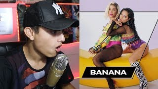 [Reaccion] Anitta With Becky G - Banana (Official Music Video) - Themaxready