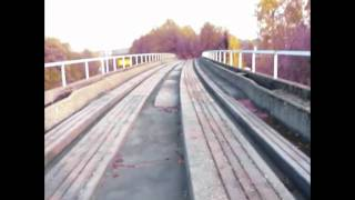 preview picture of video 'Stadtbahnbrücke in Bochum-Querenburg (Bauvorleistung aus dem Jahr 1972)'
