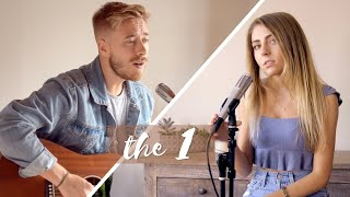 the 1 by Taylor Swift | acoustic cover by Jada Facer & Jonah Baker