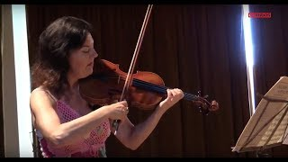 Tasmin Little & Piers Lane - Brahms: The Three Violin Sonatas (Official Trailer)
