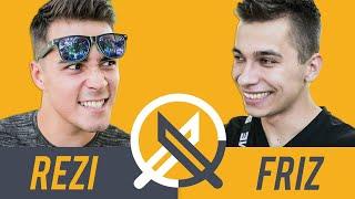 Rezi vs Friz, kto zna Fortnite lepiej?