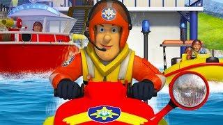 Пожарный Сэм на русском | Лягушачья Фантазия 🚒 Пожарный Сэм спасает день | Новые серии 🔥 мультфильм