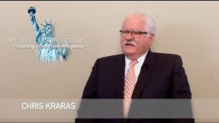 My Life Lessons Project Meet Chris Kraras – President of White Star Tours!