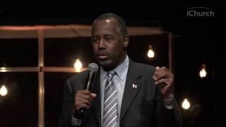 Ben Carson Christian Testimony