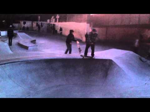 157 River Ave Skate Plaza