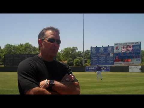 Trey Hillman Interview - UT Arlington No. 1 Jersey Retirement