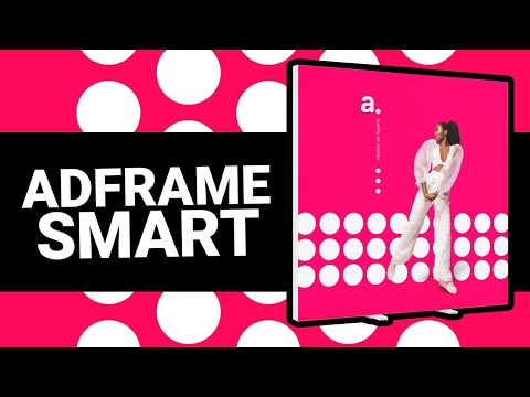 adFrame Smart video