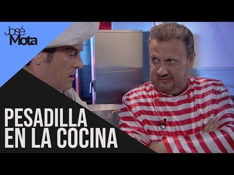 Pesadilla en la cocina con Alberto Chicote | José Mota HD Mp4 3GP Video and MP3